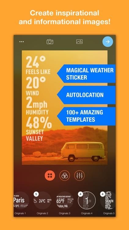 Weathershot™