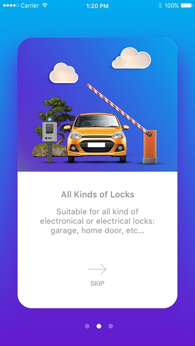 Screenshot of OpenLock App App