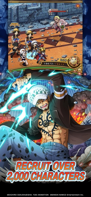 ONE PIECE TREASURE CRUISE on the App Store