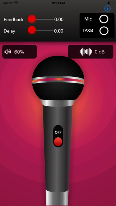 Microphone MegaMic Megaphoneのおすすめ画像1