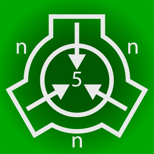 SCP Foundation nn5n offline database