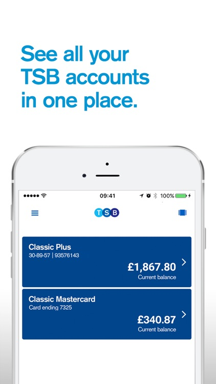 TSB Mobile Banking screenshot-2