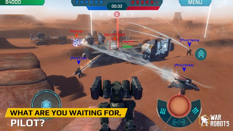 War Robots screenshot-4
