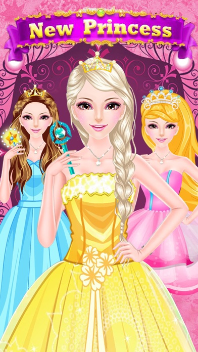 Fantasy Beauty Salon screenshot one