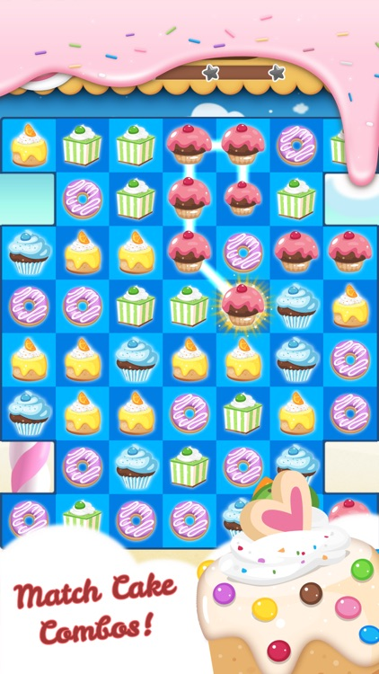 Cake Blast - Match 3 Games screenshot-0