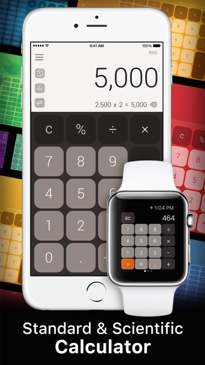 The Calculator screenshot-0