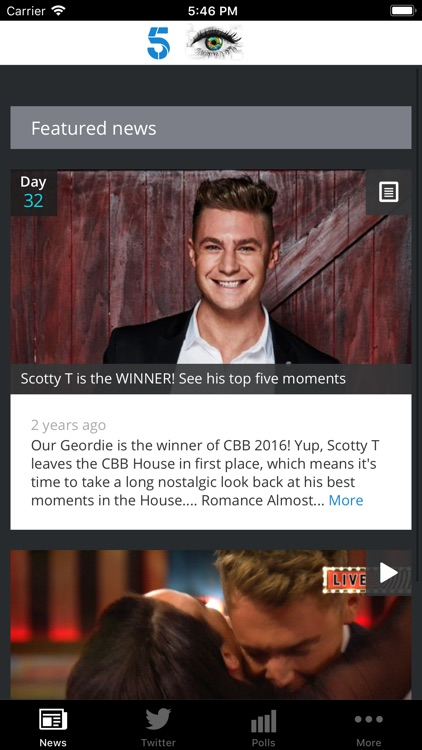 Big Brother Official App