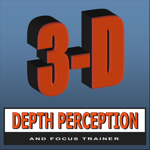 STGD 3D Depth & Focus Trainer