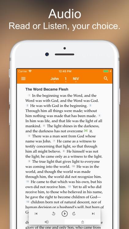 The Message Bible screenshot-3