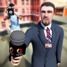 Activities of Virtual City News Reporter