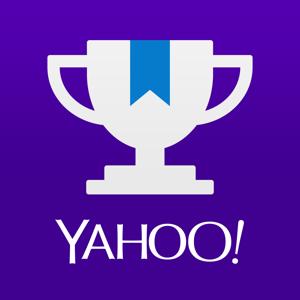 Yahoo Fantasy Sports: Football and more! Sports app