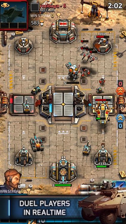 Warzone: Clash of Generals screenshot-4