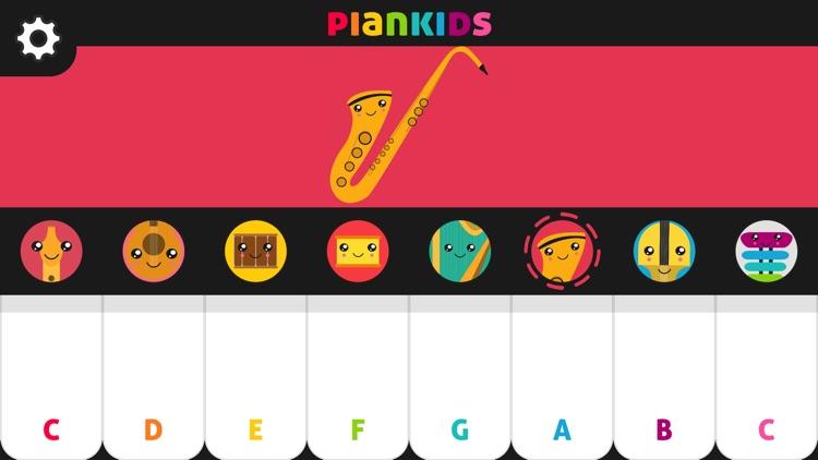 PIankids - Musical Instruments for Kids screenshot-3
