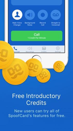 spoofcard iphone