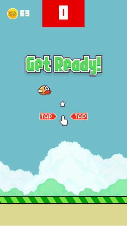 Flappy Reborn - The Bird Game screenshot-3