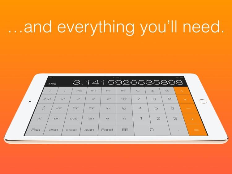 Calculator HD (for iPad)