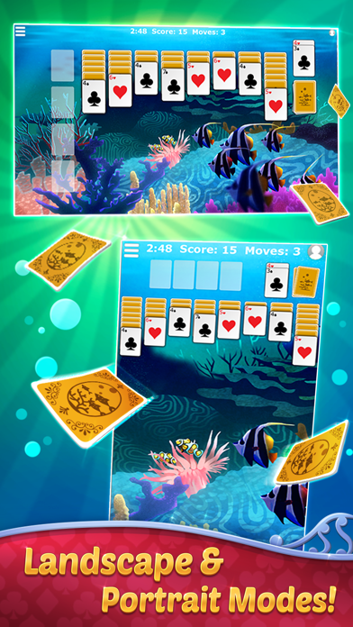FreeCell Solitaire with Themes screenshot 3