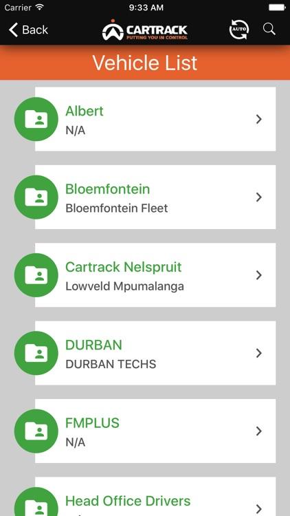 download cartrack fleet application