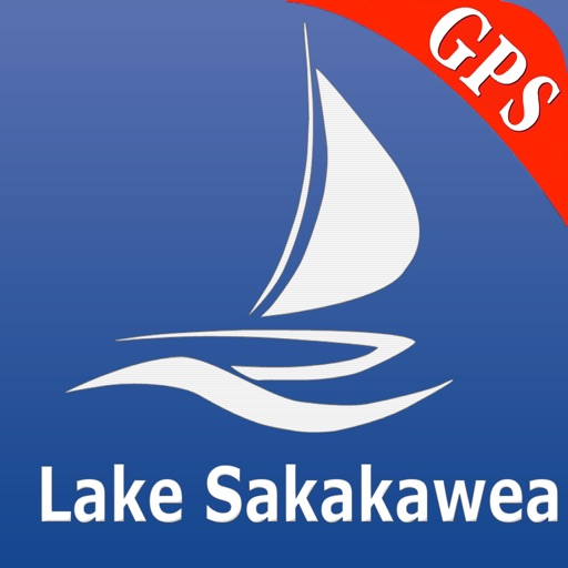 Sakakawea lake Nautical Charts