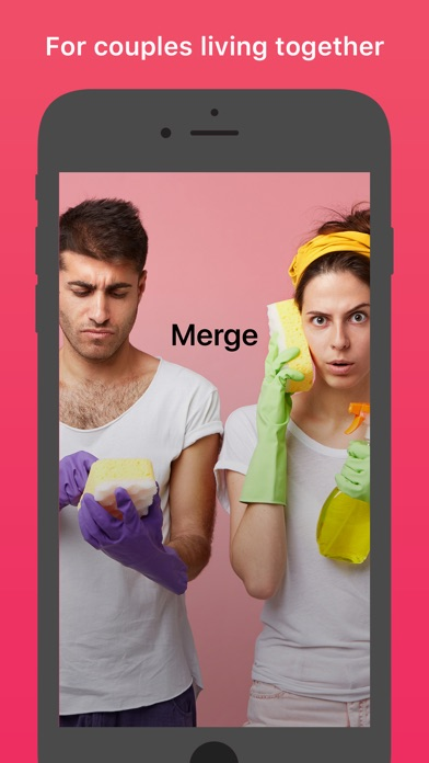 Merge - To-Do List for Couples Screenshot