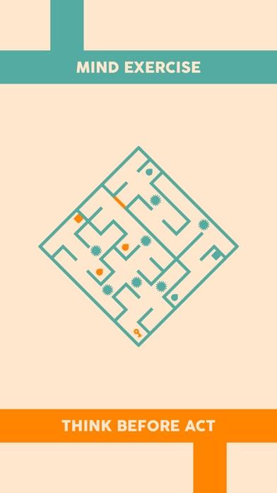 Minimal Maze screenshot 3