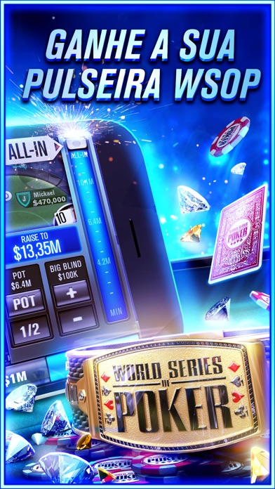 Baixar World Series of Poker - WSOP para Android