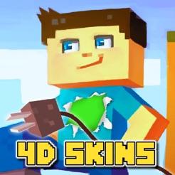 Plug Skins D For Minecraft On The App Store - Skins para minecraft pe en 4d