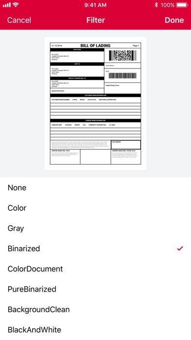 Document Scanner SDK App