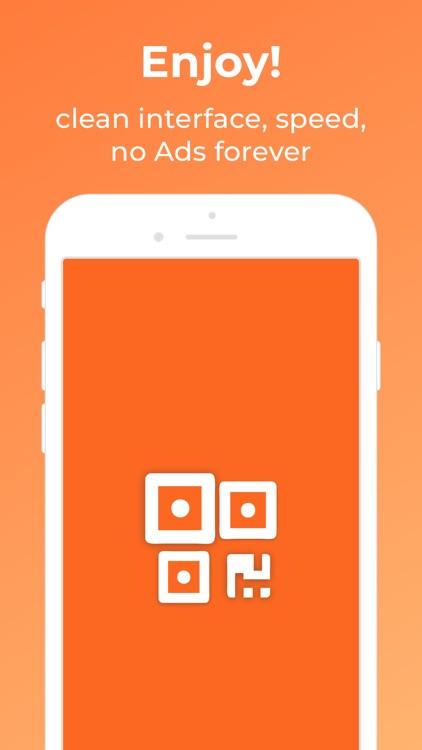 QR Code Reader + Generator screenshot-6