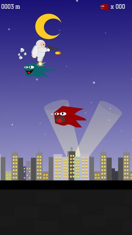 Jetpack Hero - bang bang & fly screenshot-0