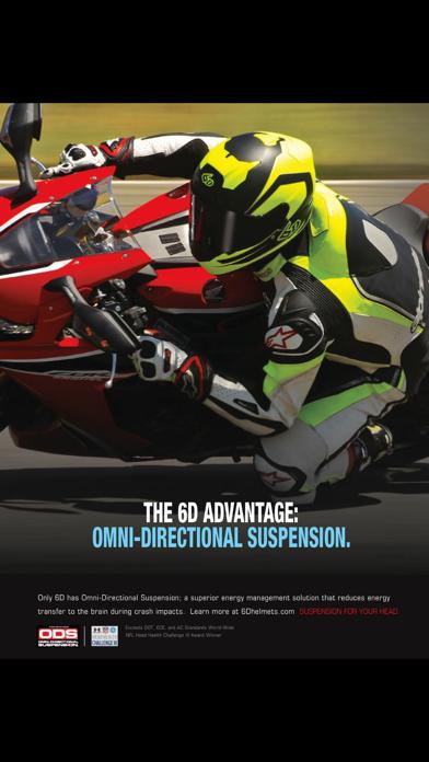 Motorcyclist screenshot 3