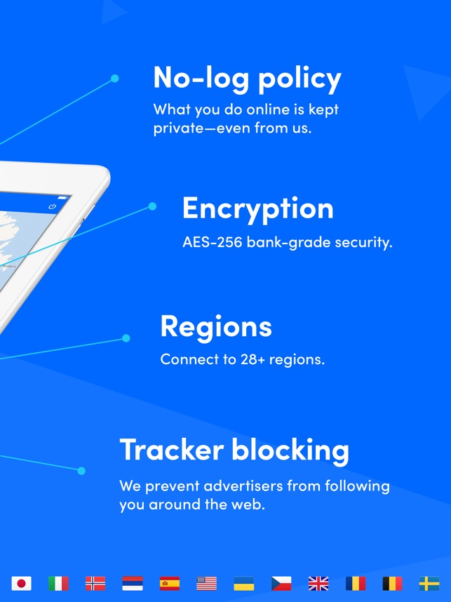 SurfEasy VPN Screenshot
