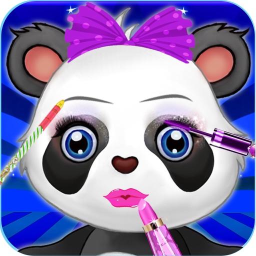 Panda Makeup Salon