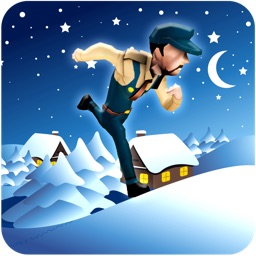 Police Cop Snow Runner
