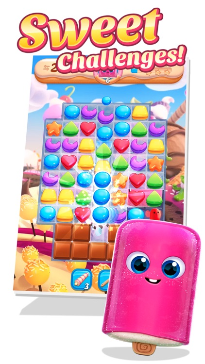 Cookie Jam Blast screenshot-2