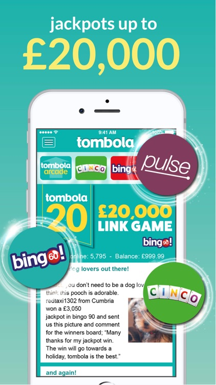 tombola bingo - UK Bingo Games screenshot-6