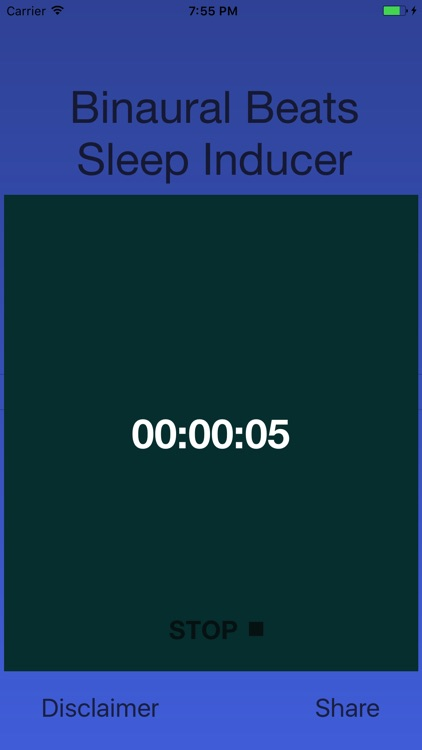 Binaural Beats Sleep Inducer screenshot-4
