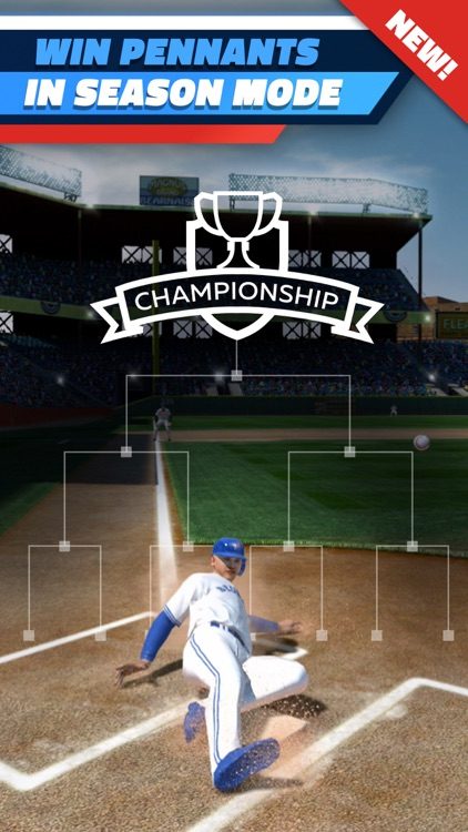 MLB Tap Sports Baseball 2017 screenshot-3