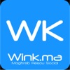 Wink.ma for iPhone