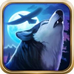 饿狼传说-步步惊心的益智游戏