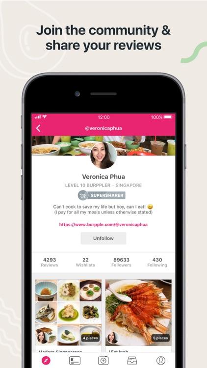 Burpple - Find Good Food screenshot-4