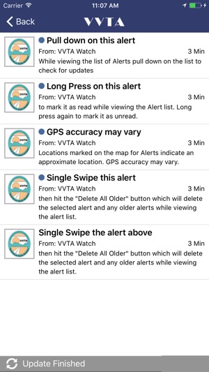 VVTA Watch Screenshot