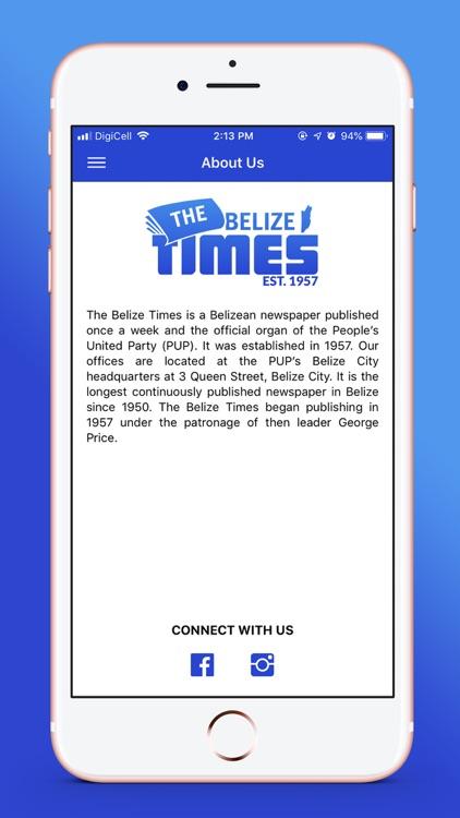 Belize Times
