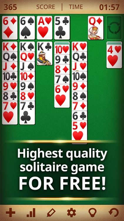 Solitaire Classic © by ZZ Best Games