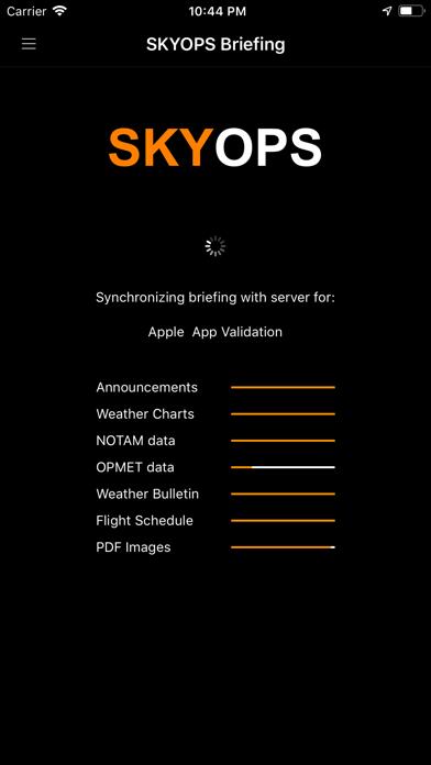 SKYOPS screenshot four