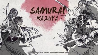 Samurai Kazuya : Idle Tap RPG screenshot one