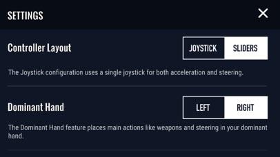 Batmobile™ R/C Controller screenshot 4