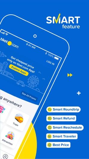 tiket com book ticket online on the app store rh itunes apple com