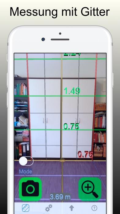 Messen mit Video Kamera 3DScreenshot von 4