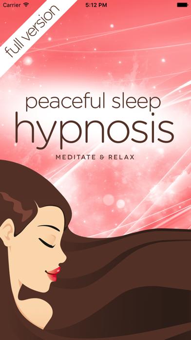 Peaceful Sleep Hypnosis Full Versionのおすすめ画像1